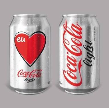 Coca-Cola Light de Volta para os Brasileiros