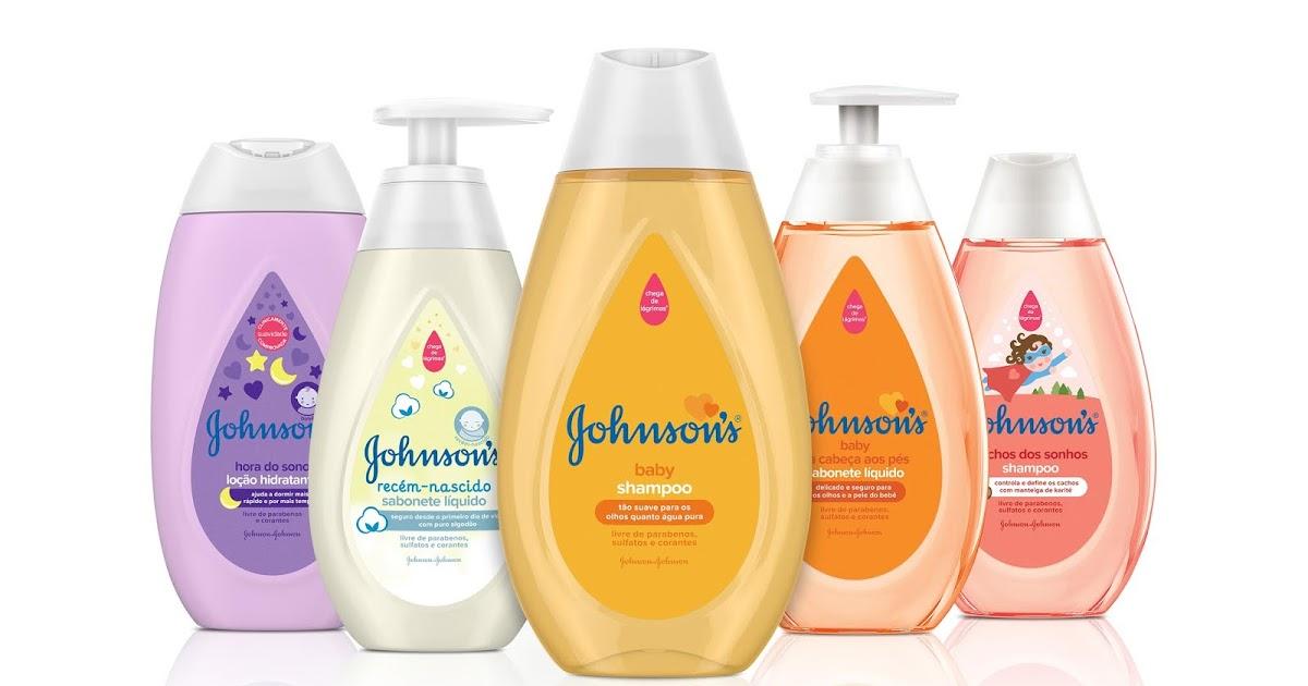 J&J de cara nova: após 45 anos, linha Johnson's Baby é reformulada